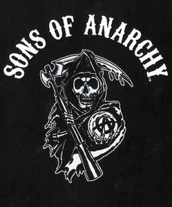 Blanket Queen- Sons Of Anarchy 1004 Grim Reaper Signature Select