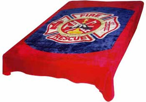 Blanket Queen TOR- Flag Ct- Fire Dept 470