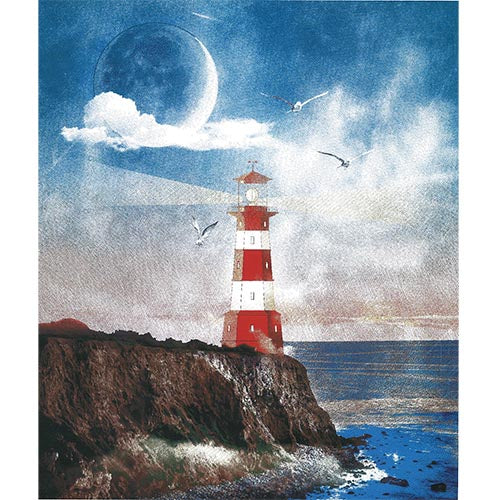 Blanket Queen JQ Signature Select-  Lighthouse