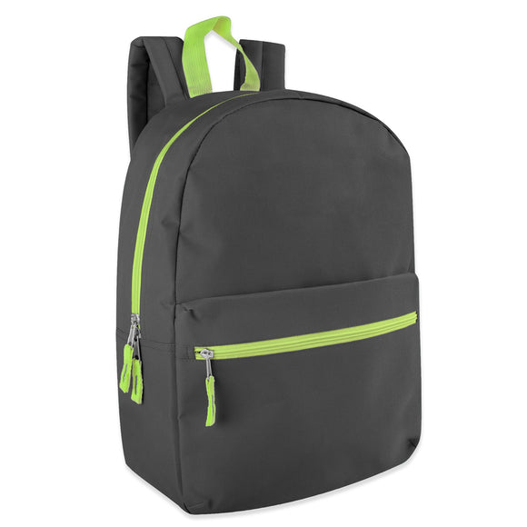 Backpack Trailmaker Classic 17 Inch Gray