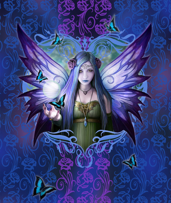 Blanket Queen Signature Select- Fairy Ct- Mystic Aura