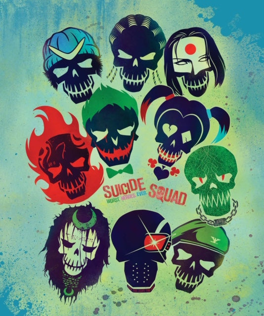 Blanket 60x80 Cartoon  Suicide Squad
