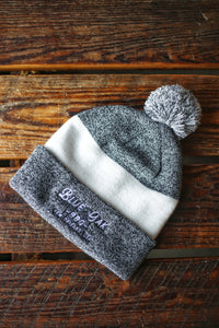 Blue Oak BBQ Knitted Beanie