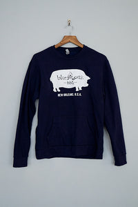 Blue Oak Crew Neck