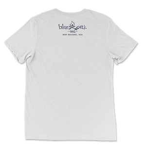 "Fleck White ""Blue Oak Boys"" Shirt"