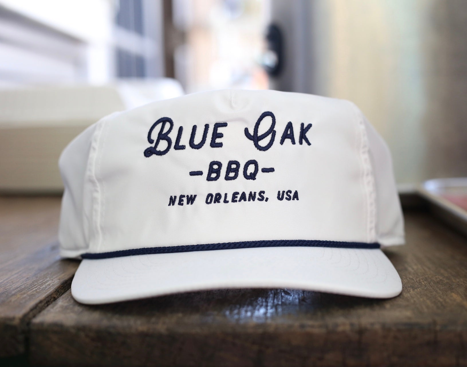 "Blue Oak Imperial ""Grandpa"" Hat"