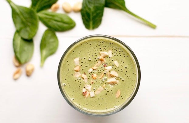 Green Maca Smoothie en 3 Pasos