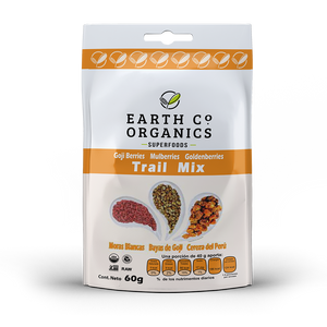 Trail Mix Naranja