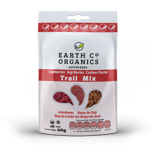Trail Mix Rojo