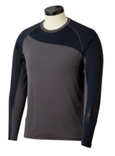 Bauer S19 Pro Long Sleeve BL Top - Youth