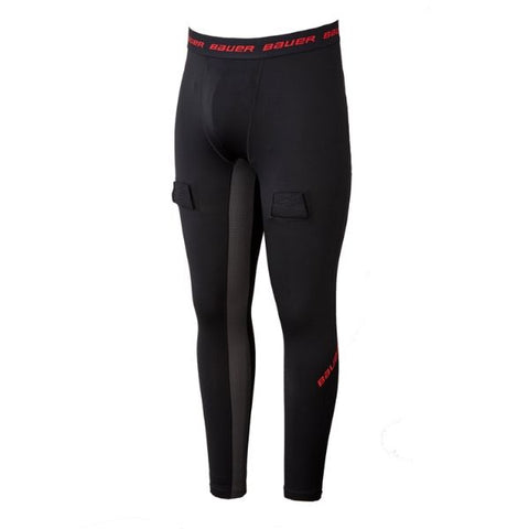 Bauer S19 Essential Compression Jock Pant - Youth