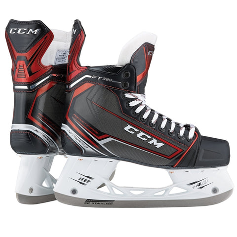 CCM Jetspeed FT380 Skates - Junior