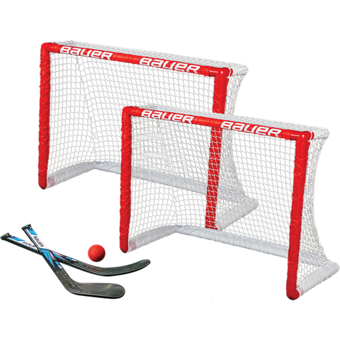 Bauer Knee Hockey Twin Pack Net