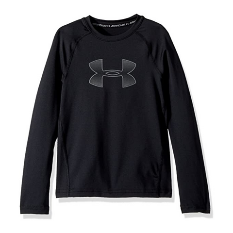 Under Armour Compression Long Sleeve Shirt - Youth