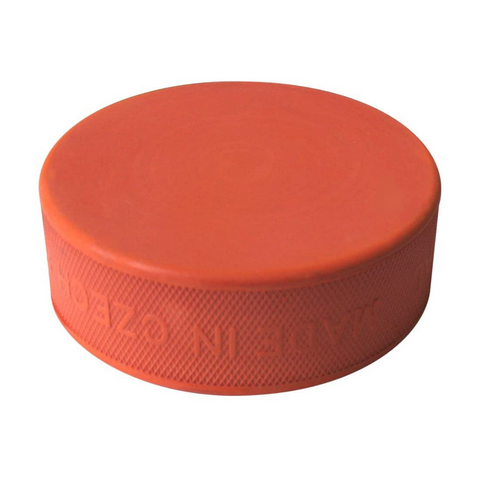 Lowry Weighted Orange Puck - 10 oz