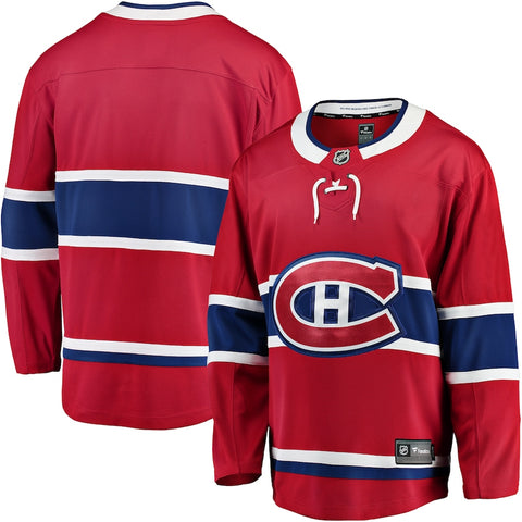 Breakaway Montreal Canadiens Home Jersey - Senior