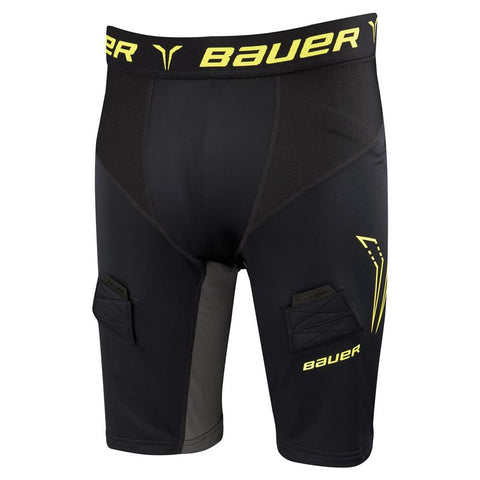 Bauer Compression Base Layer Jock Short - Youth