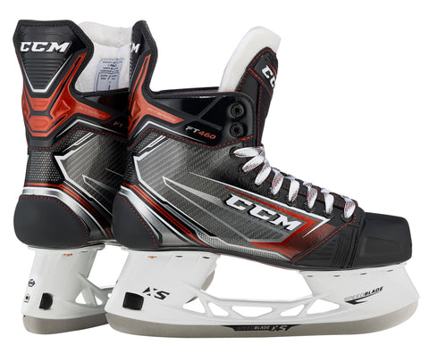 CCM Jetspeed FT460 Hockey Skates - Junior