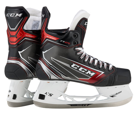 CCM Jetspeed FT470 Hockey Skates - Junior