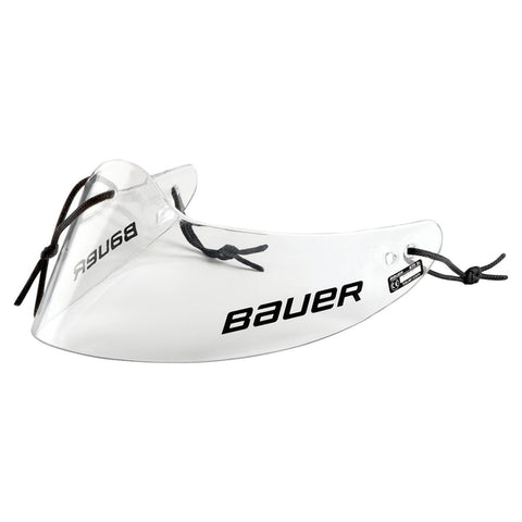 Bauer Goalie Throat Protector - Senior