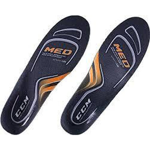 CCM Custom Support Foot Beds Medium