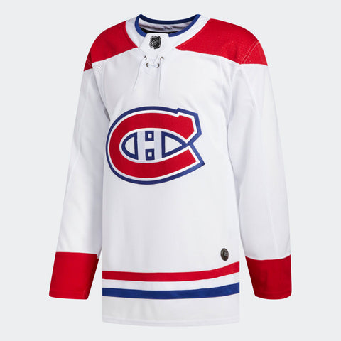Adidas Authentic Montreal Canadiens Jersey Away - Men's
