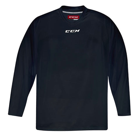 CCM 5000 Black Practice Jersey - Junior