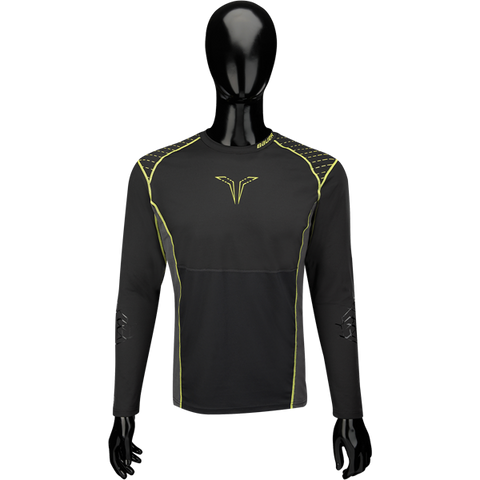 Bauer Premium NG Long-Sleeve Grip Crew - Youth