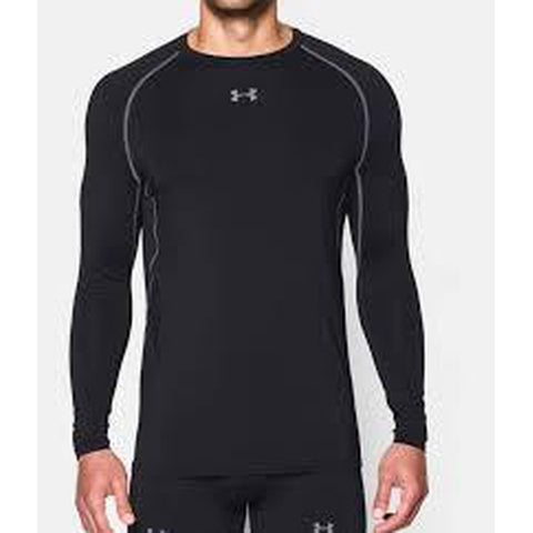 UA Purestrike Grip Youth Base Layer Shirt