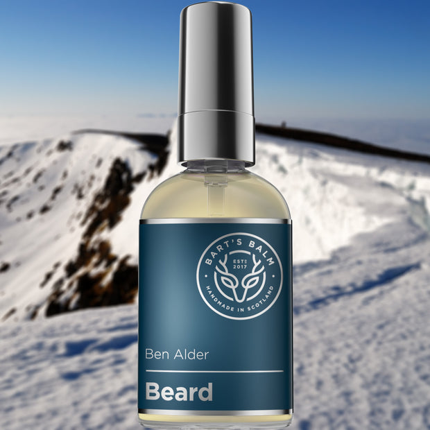Bart's Premium Beard Oil - BEN ALDER (Lavender Essential Oil) 50ml