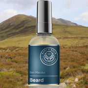 Bart's Premium Beard Oil - BEN MACDUI (Rosemary and Sandalwood) 50ml