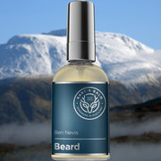 Bart's Premium Beard Oil - BEN NEVIS (Amber and Moroccan Jasmine) 50ml
