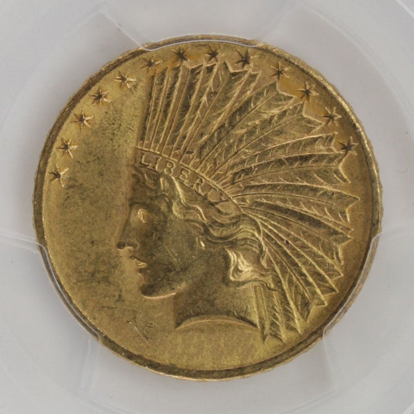$10 Indian Gold Eagle PCGS MS61 (Year Varies)