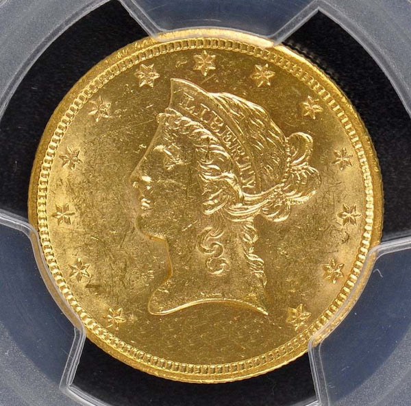$10 Liberty Gold Eagle PCGS MS61 (Year Varies)