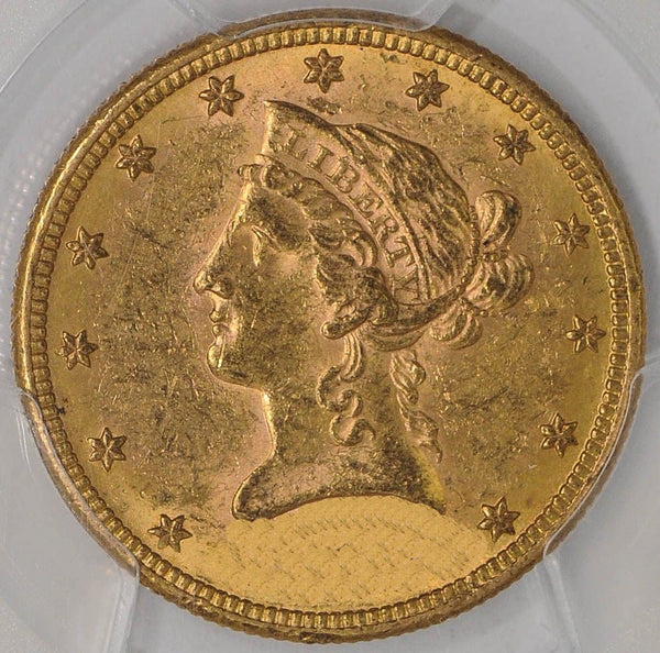 $10 Liberty Gold Eagle PCGS MS62 (Year Varies)