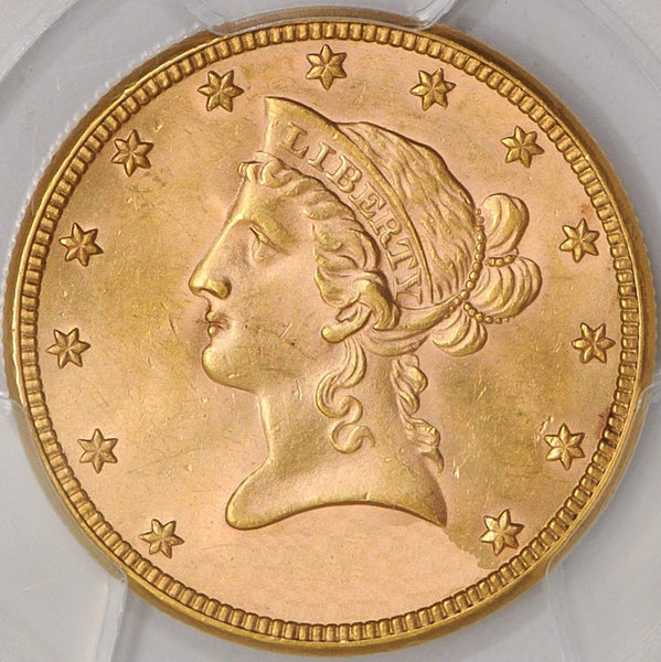 $10 Liberty Gold Eagle PCGS MS63 (Year Varies)