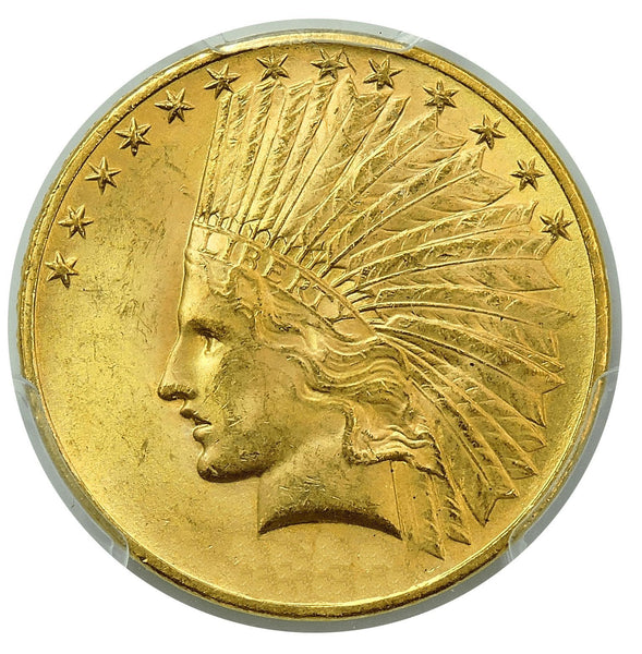 $10 Indian Gold Eagle PCGS MS64 (Year Varies)