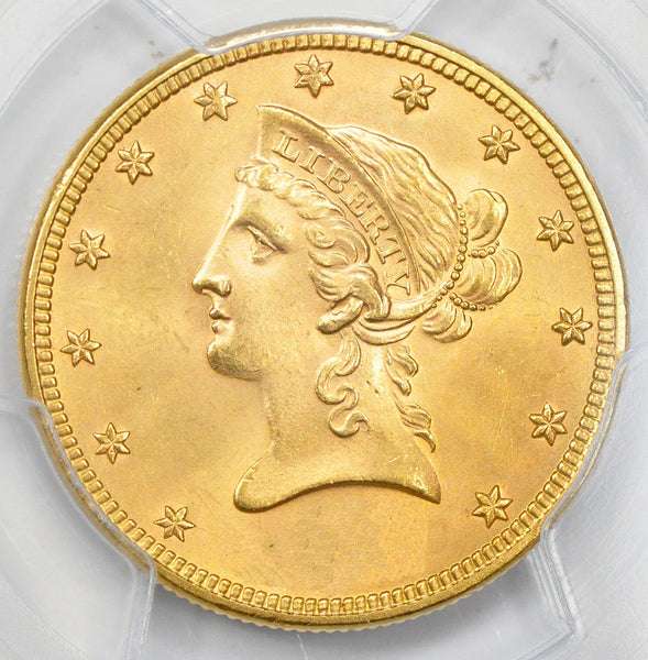 $10 Liberty Gold Eagle PCGS MS65 (Year Varies)