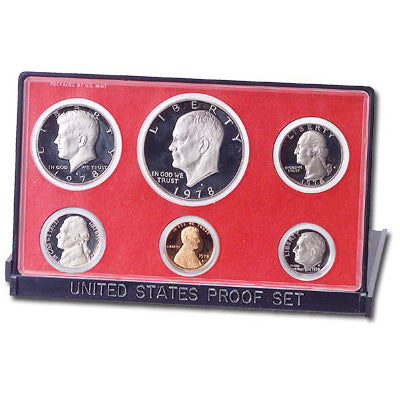 1978 United States Mint Proof Set
