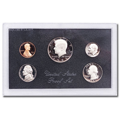 1983 United States Mint Proof Set