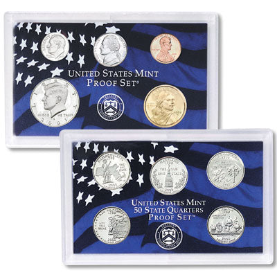 2000 United States Mint Proof Sets