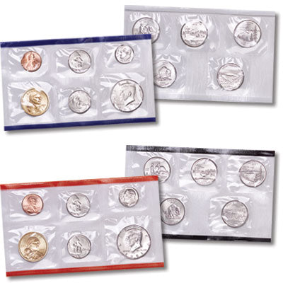 2005 United States Mint Uncirculated Coin Set