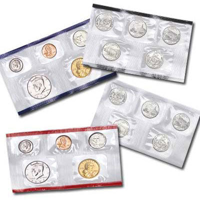 2006 U.S. Mint Uncirculated Coin Set
