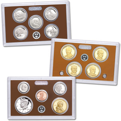 2014 U.S. Mint Proof Set
