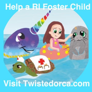 Share the Magic of a Book with a RI Foster Child