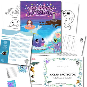 Magic of the Sea Educational Kit Download