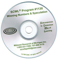 Winning Numbers & Speculation SCWL CD Number 1130