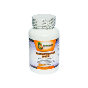 Advanced Vitamin D3 5000 iu by Inner Power Nutrition