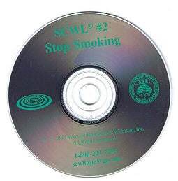 Stop Smoking SCWL Subliminal Programs CD Number 2
