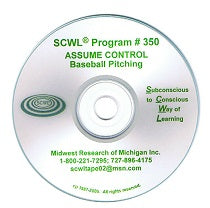 Assume Control- Baseball Pitching CD Number 350